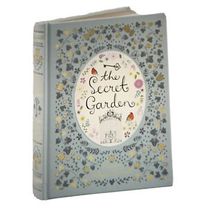 ❤️THE SECRET GARDEN by Francis Hodgson Sealed Leather Bound Collectible NEW
