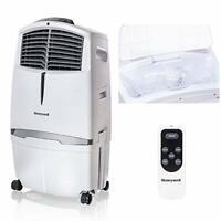 Honeywell Indoor Portable Evaporative Air Cooler, Fan & Humidifier (cl30xcww)