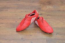 Adidas + F30 Tunit TRX SG Football Boots VGC Size 12 Rare Not Predator