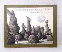 The Garden of Abdul Gasazi Chris van Allsburg hardcover picture book dust jacket
