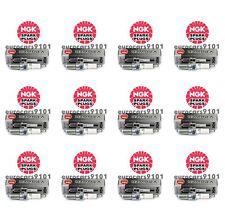 Set of 12 Mercedes-Benz 190E NGK Spark Plugs 2238 0031590403
