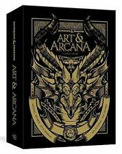 Dungeons and Dragons Art and Arcana: A Visual History: Special Edition, Boxed Book and Ephemera Set by Kyle Newman, Michael Witwer (Hardcover, 2018)