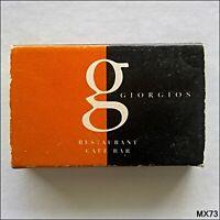 Giorgios Restaurant Cafe Bar High St Armadale 038224664 Matchbox (MX73)