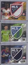LLOYD SAM NEW YORK RED BULLS 2015 APEX TOPPS JERSEY MLS /40 #CJR-LS