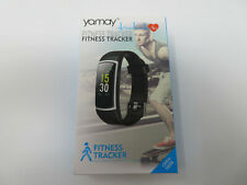 YAMAY Fitness Tracker with Blood Pressure Monitor Heart Rate Monitor Watch,IP68