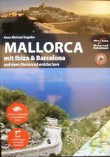 Mallorca Ibiza mit dem Motorrad entdecken 2018 Biker Betten Motorrad Reisebuch
