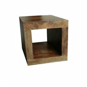 Jaipur Dakota Walnut Mango Wood 1 Hole Display  Unit