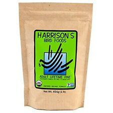 Harrison's Adult Lifetime Fine 1-Pound, Harrison's Bird Foods