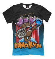 JDM style t-shirt - Japanese domestic market Domokun vehicles car design print