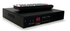 Premium PAL B/G Type CATV Tuner - RF Coax To HDMI DVI Converter W/IR Remote