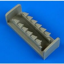 QUICKBOOST 1/48 A36A Apache Exhaust for ITA & ATE QUB48683