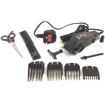 Hair cutting trimmer kit clippers WAHL home pro trim cut corded deluxe grades