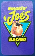 Smokin' Joe's Racing Tin with Matches From 1994