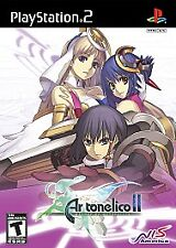 Ar Tonelico II: Melody of Metafalica (Sony PlayStation 2, 2009) COMPLETE PS2
