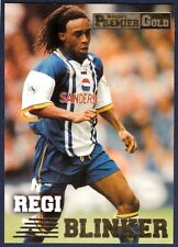 MERLIN PREMIER GOLD 1996/97-#121-SHEFFIELD WEDNESDAY-FEYENOORD-REGI BLINKER