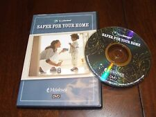 EcoSense Safer for your home DVD melaleuca 8 cleaners replace commercia clean