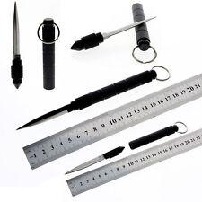 New Kubaton Kubotan Self Defense Stahl Schlüsselanhänger Kubotan Blatt-Messer