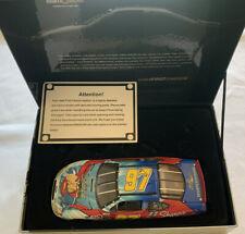 TEAM CALIBER FIRST CHOICE 2004 #97 KURT BUSCH SHARPIE SUPERMAN