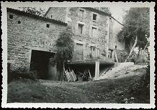 Ariège . Lescure . photo ancienne  de 1934