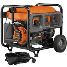 Generac RS7000E - 7000 Watt Rapid Start (Electric) Portable Generator w/ Conv...