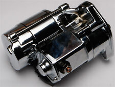 BIG TWIN STARTER 1.4KW CHROME 10-32 SHAFT