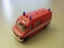 Herpa MB 310 Feuerwehr Rettungswagen alt aus 1200 Stück Samlung