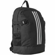Adidas Power School Bag Backpack Sports Gym Laptop Travel Rucksacks