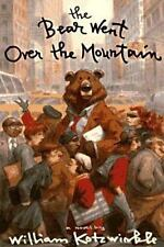 William Kotzwinkle~THE BEAR WENT OVER THE MOUNTAIN~SIGNED 1ST/DJ~NICE COPY