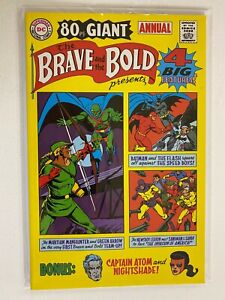 Brave and the Bold 1969 Annual reprint #1 6.0 FN (2001)