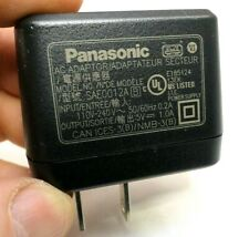 Panasonic DMC-LX10 camera charger Genuine OEM AC adapter USB for BLH7PP