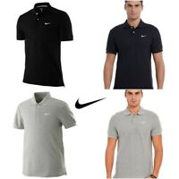 Nike Polo Shirt Classic SS Pique Casual Mens T Shirt Top S M L XL