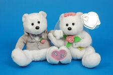 TY Beanie Baby (RARE) Wedding Couple 'We Do'