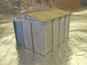 ** Bachmann 44-036 x 1 Scenecraft Sectional Lineside Hut (Pre-Bui 1:76 00 Scale