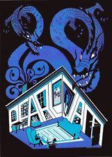 MINT Pearl Jam 2006 Air Canada Toronto Brad Klausen Poster
