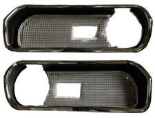 PG Classic 3309-HBKIT Mopar 1969 Plymouth Barracuda Grille Assembly