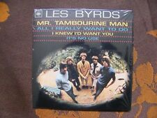 CD SINGLE LES BYRDS - Mr Tambourine Man 4-TRACK CARD SLEEVE CBS Reissue (2006)