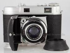Kodak RETINA IIC con retina-Xeno f:2, 8/50mm, aletta parasole #at