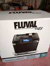 New Fluval G6 Advanced Canister External Filter Filtration System Kit A412