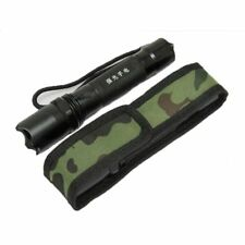 Cloth Cover Flashlight Bag Nylon Pouch Camouflage Holster Flashlight Cover