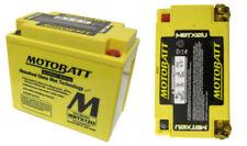 Baterías Motobatt para motos Honda