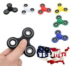 Hand Spinner Tri Fidget Focus Desk Toy EDC ADHD Autism Kids Adults New