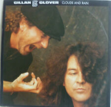 "7"" 1988 VG+++ ! GILLAN & GLOVER :  Clouds And Rain (incl. PROMO SHEET ! )"