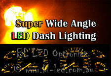 Amber Yellow LED Dash Cluster Light Kit Fits Hyundai Excel & Accent X1 X2