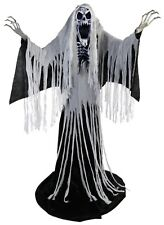 Halloween Lifesize Animated TOWERING WAILING SOUL 76 INCH Prop Haunted House NEW