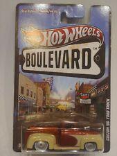 Hot Wheels Boulevard Custom '56 Ford Pickup Truck