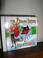 Boogie Woogie Christmas [Bonus Tracks] by The Brian Setzer Orchestra(CD,2004)