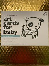 (Pets Collection) - Wee Gallery Art Cards for Baby, Pets Collection Brand New