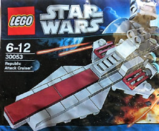 Lego Star Wars Republic Attack Cruiser 30053 *SEALED POLYBAG*