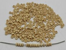 2000 Natural LOOK 3mm Rondelle Wood Beads~Wooden