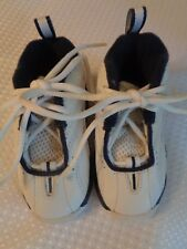 Toddlers Childrens Boys Nike tennis shoes white navy blue size 5 US 21 EUR Baby